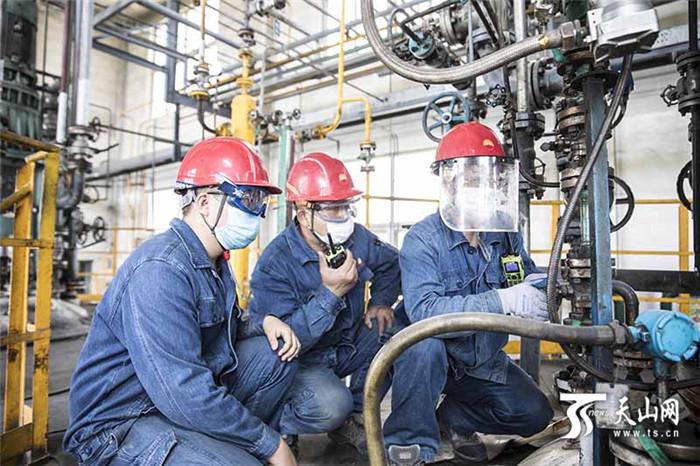 乌鲁木齐石化成功生产聚丙烯新产品