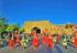 """看壮美风光 赏民俗歌舞 2020年""""中国旅游日""""新疆喀什笑迎宾客"""