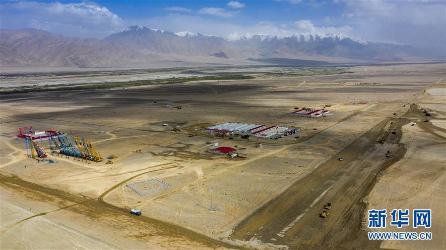 新疆海拔最高机场建设顺利推进