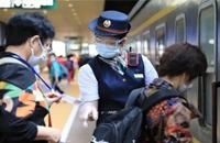 新疆铁路端午小长假发送旅客27.61万人次