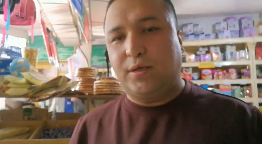 阿卜杜开比尔开的超市