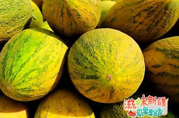 滋味新疆:哈密瓜宴诞生记