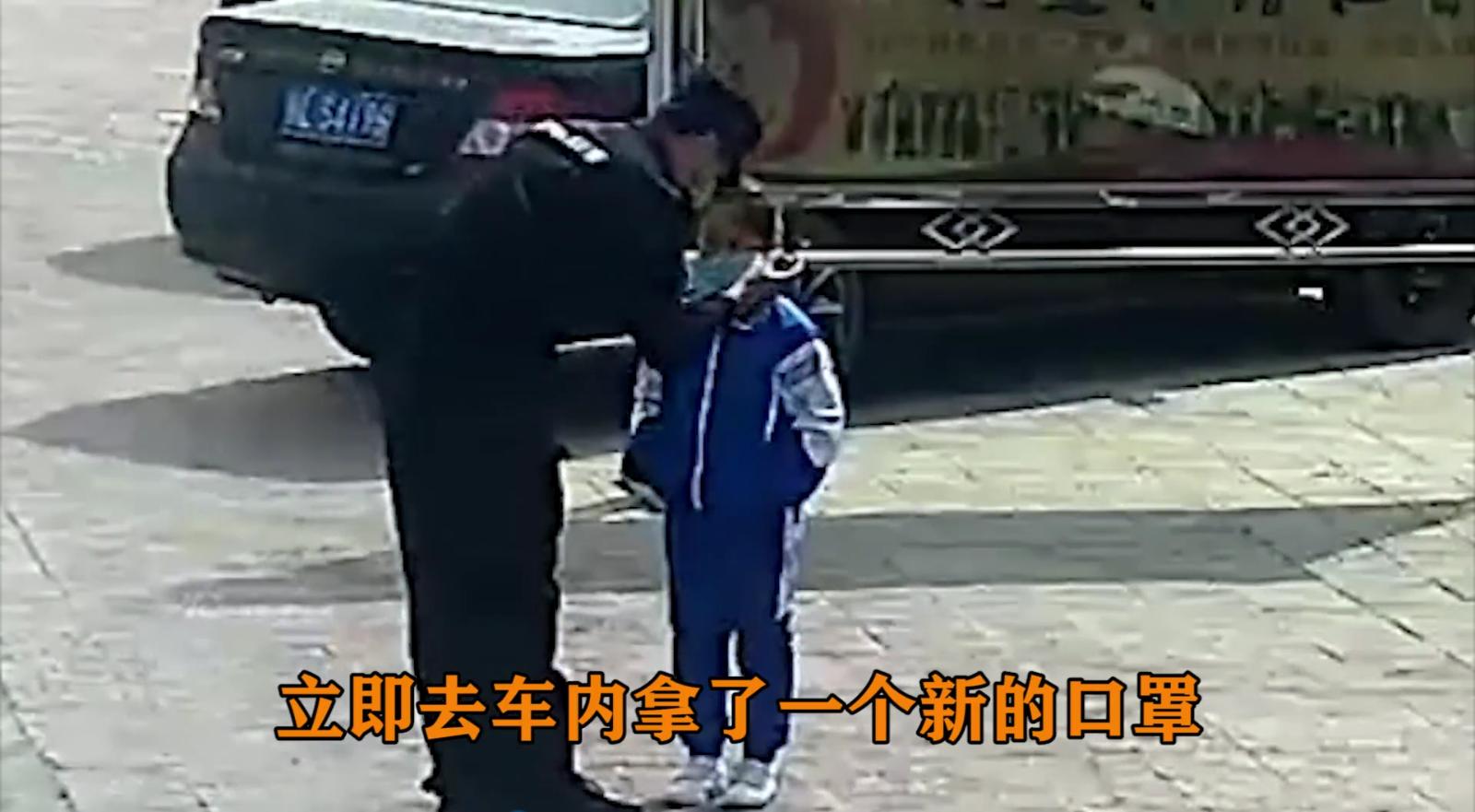 【新疆好网民 传递正能量】爱了!送口罩的小哥哥他叫李少伟