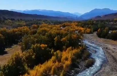 20年补水量约50个西湖!新疆塔西河流域秋季生态补水正式启动-天山网