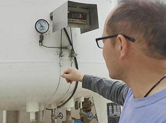 二氧化碳储罐用途和工作原理