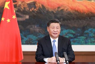 """""""云外交""""峰会月 习近平给出这些中国方案"""