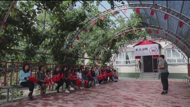 """博州:新时代文明实践""""大篷车""""志愿服务项目"""