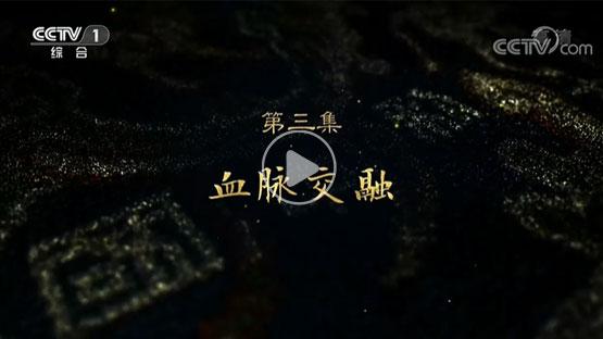 《中国新疆之历史印记》第三集《血脉交融》