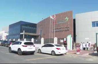 总台记者探访迪拜中国疫苗接种现场 接种民众充满信心