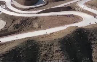[冰雪]全国越野滑雪冠军赛 张春雨、池春雪再度登顶