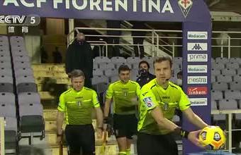 [意甲]国际米兰客场击败佛罗伦萨 暂居联赛第一