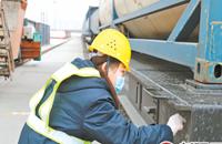 调整开行结构精准投放运力 新疆铁路货运量开年创新高