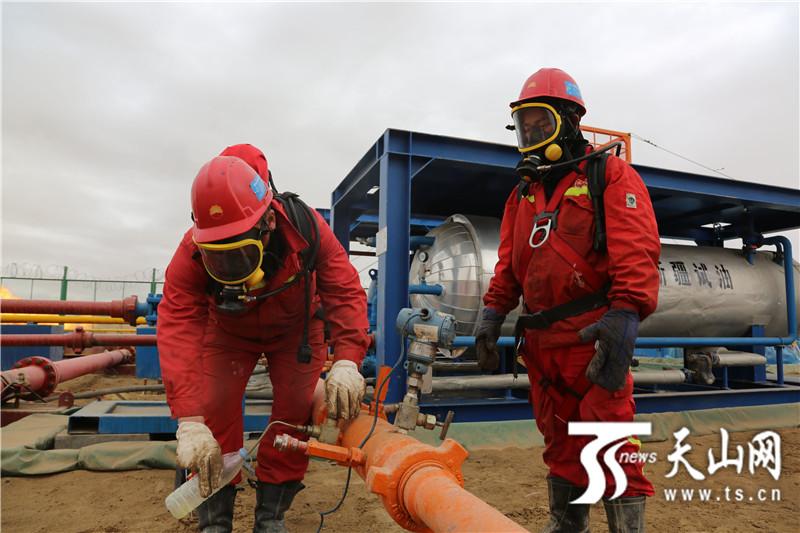 中国石化在顺北油气田再获日产千吨油气井