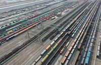 今年阿拉山口进出境中欧班列已超1500列