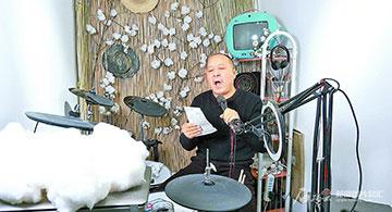 """""""新疆棉花哥""""张宏远:用歌声唱出新时代农民的幸福"""