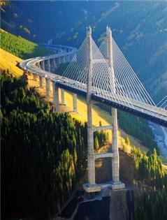 带你感受新疆高速公路
