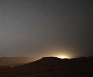 新疆塔克拉瑪干:沙漠里看星空原來這樣美