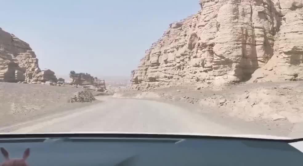 这里是新疆   哈密魔鬼城
