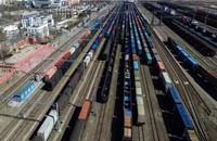 前5月阿拉山口进出境中欧班列同比增长超四成