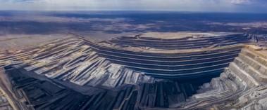 準東南露天煤礦
