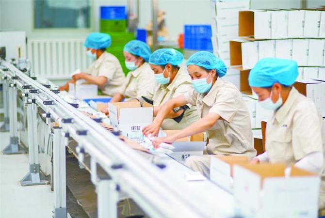 乳企带动产业发展