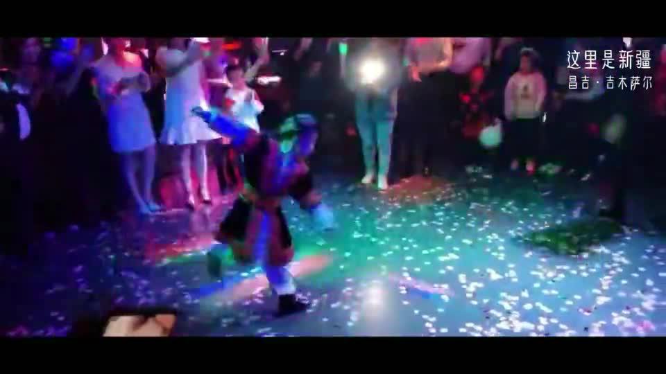 这里是新疆丨舞动的杰吾兰