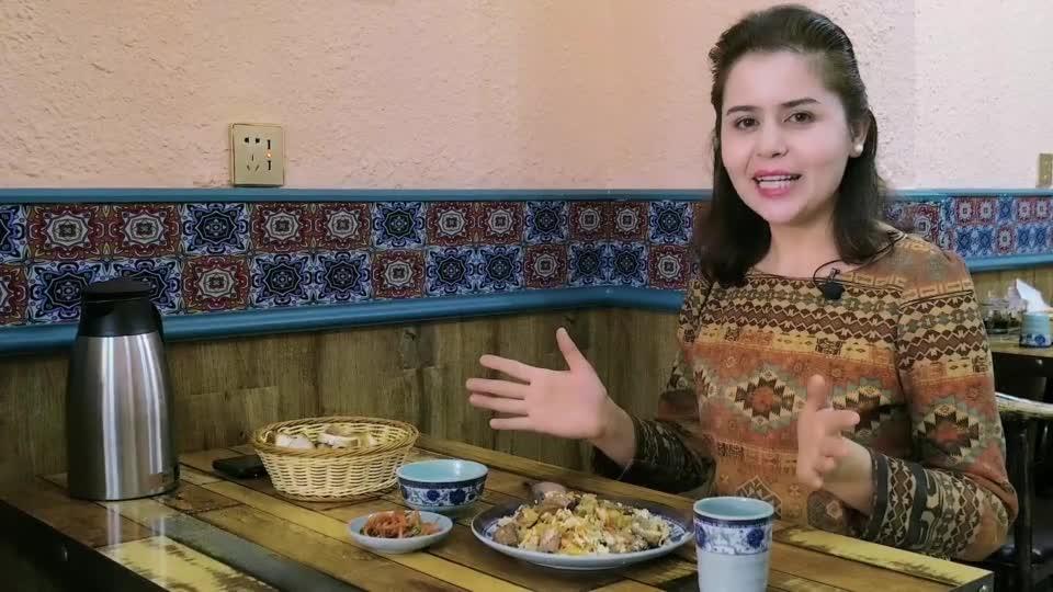 这里是新疆丨丽雅带你寻味伊宁美食